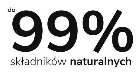do 99 składników naturalnych