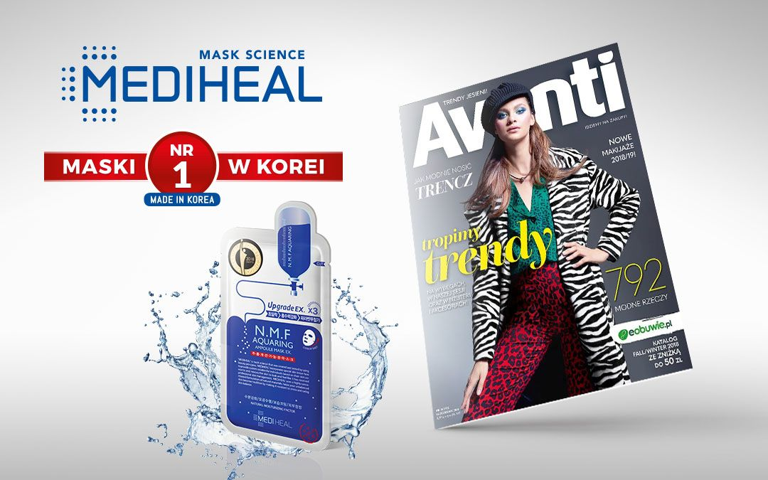 Kampania reklamowa koreańskiej marki MEDIHEAL!