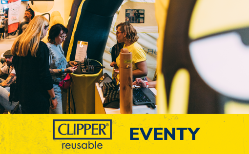 Clipper – The Brand Close To People During Events!