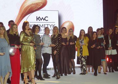 KWC kosmetyk wszech czasow dla Mediheal gala3