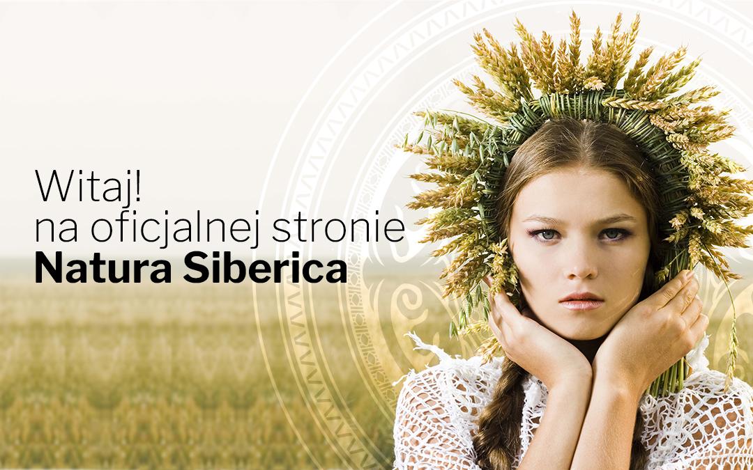 Oficjalna strona Natura Siberica Polska wystartowała