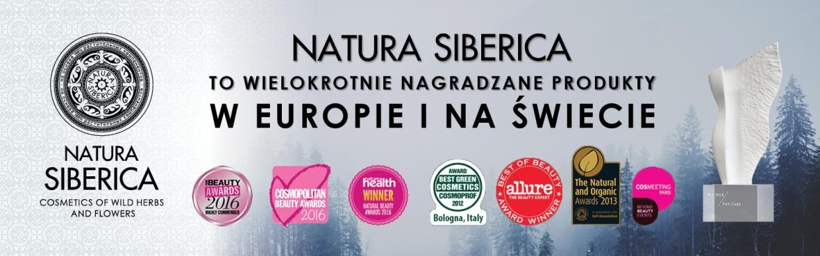 Natura Siberica marka Eurus