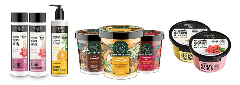 Organic Shop produkty Eurus