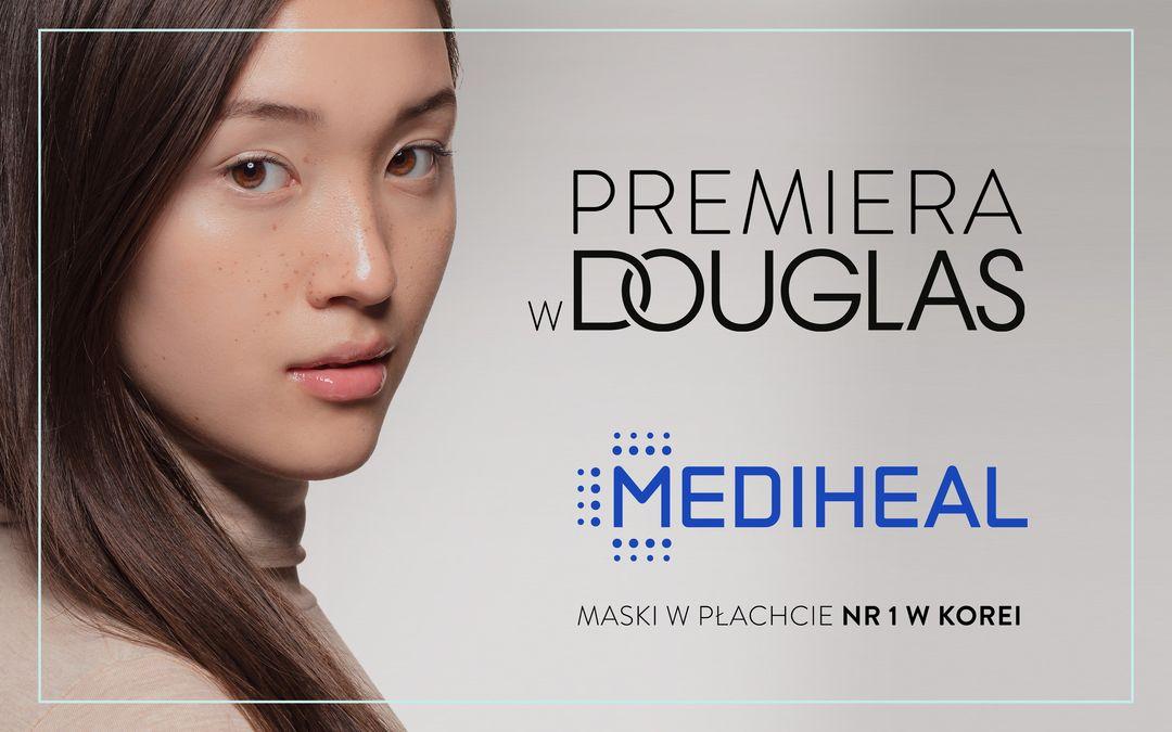 Premiera w świecie piękna – Mediheal w Douglas
