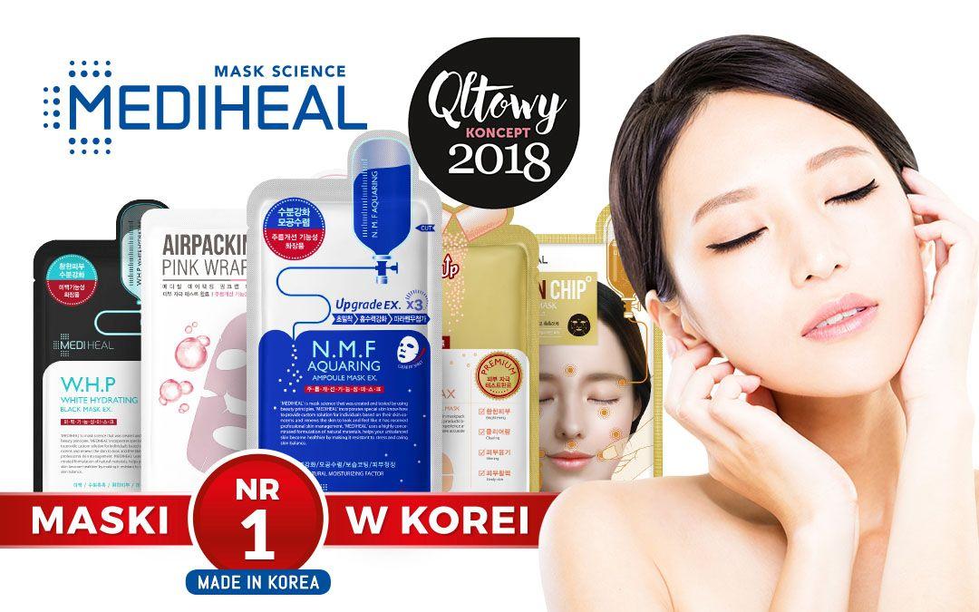 Najważniejsza nagroda branży kosmetycznej Qltowy koncept dla MEDIHEAL!