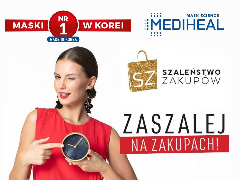 Szaleństwo zakupów z Mediheal