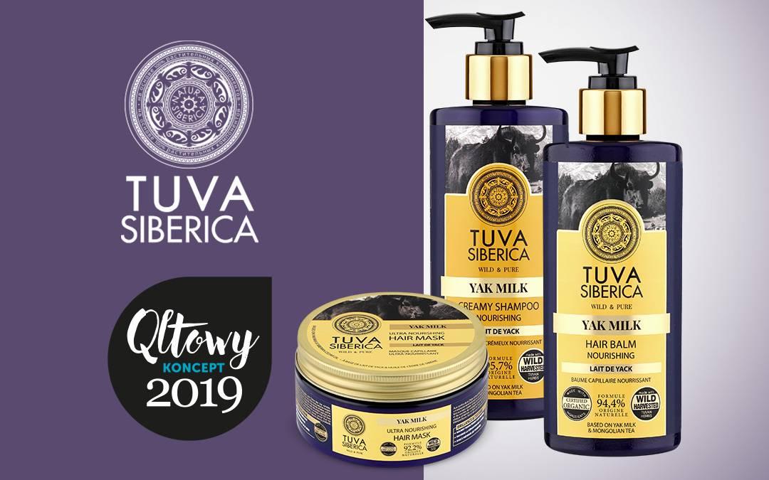 TUVA SIBERICA nagrodzona w kategorii Qltowy KONCEPT 2019