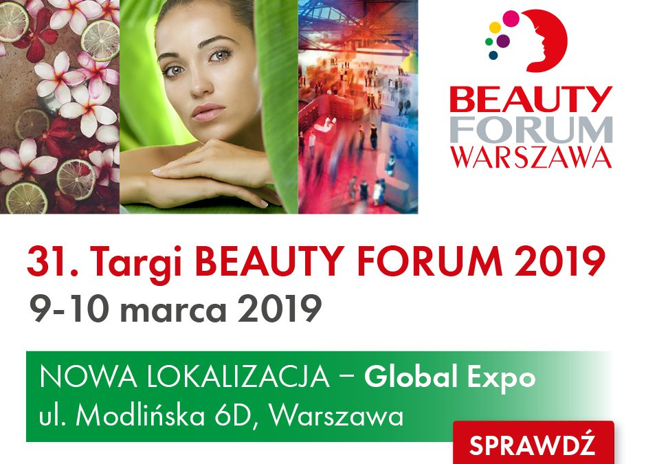MEDIHEAL na 31 targach BEAUTY FORUM