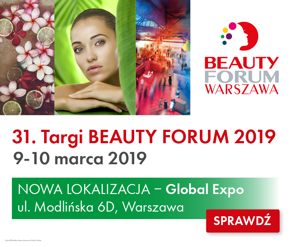 31 targi beauty forum edycja wiosenna 2019
