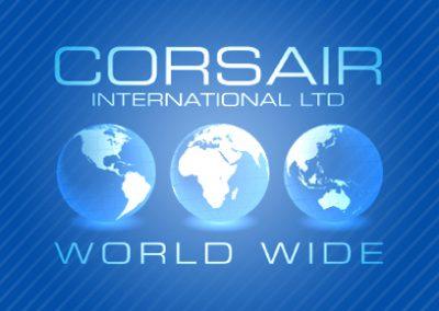 Corsair brand