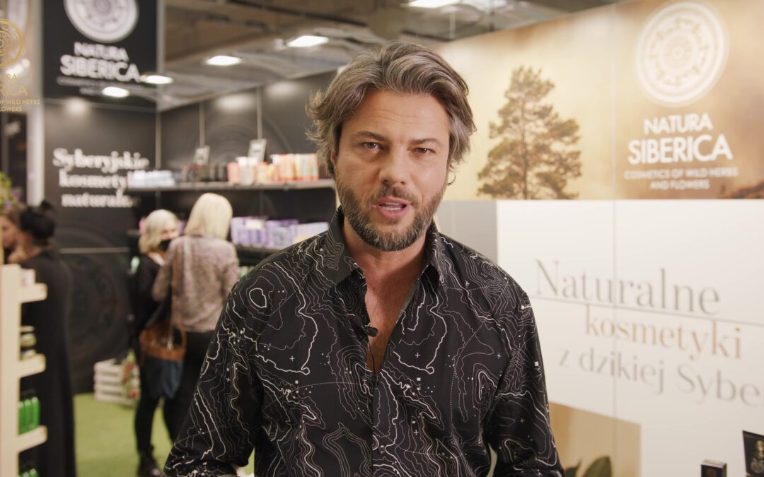 Natura Siberica na targach Beauty Forum & Hair