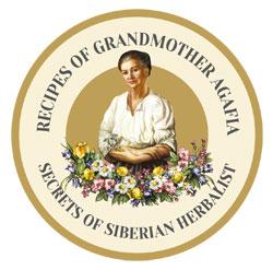 Recepty Babuszki Agafii logo