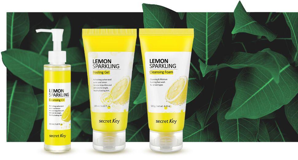 SecretKey Lemon Sparkling